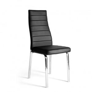 Tus muebles online a precios de f brica vela muebles for Sillas comedor cromadas