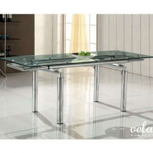 mesas-para-comedor-extensibles-cristal-transparente