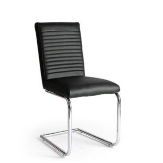 silla-de-comedor-negra