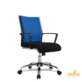 silla-oficina-nylon-apoyabrazos-hidraulica-5-ruedas