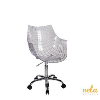 sillas-oficina-policarbonato-transparente