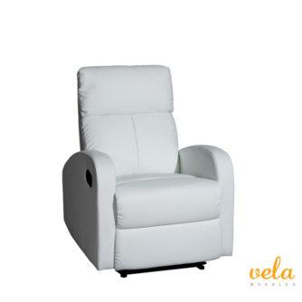 sillon-relax-barato-reclinable-polipiel-color-blanco
