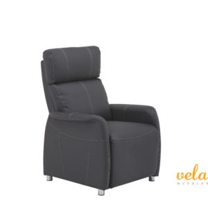 sillon-relax-baratos-polipiel-gris-manual-1