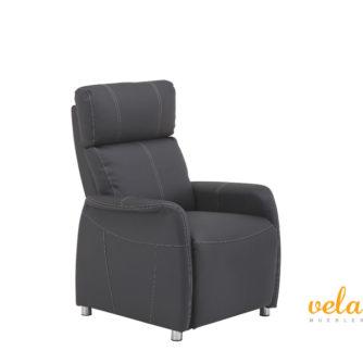 sillon-relax-baratos-polipiel-gris-manual-1