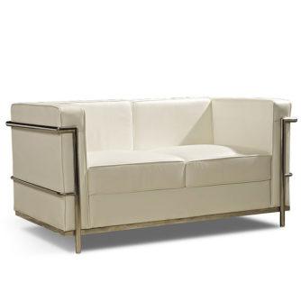sofa-piel-blanca-2-plazas-de-diseno