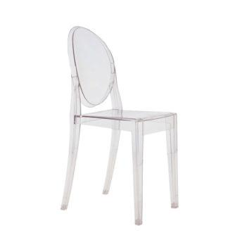 sillas trasparente apilable baratas
