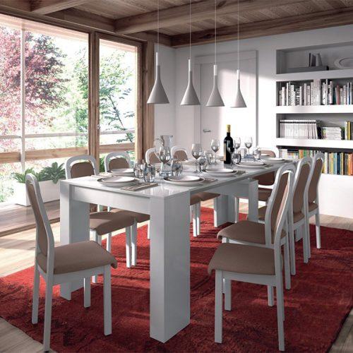 Mesas de comedor online | Madera, cristal, extensibles, redonda