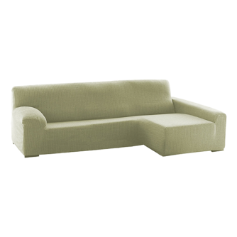 Sofá Chaise Longue color crudo