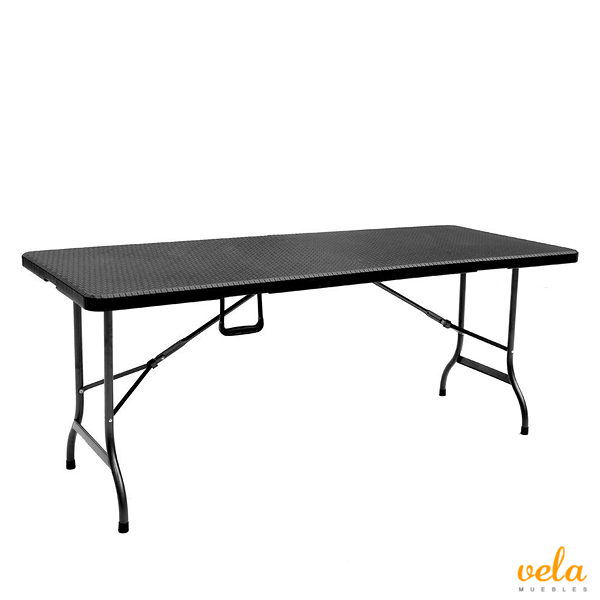 Mesa plegable online pared camping cocina jard n - Mesa plegable playa ...