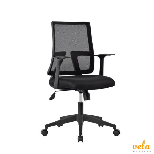 Sillas de oficina online escritorio estudio ergonomica for Silla giratoria para escritorio