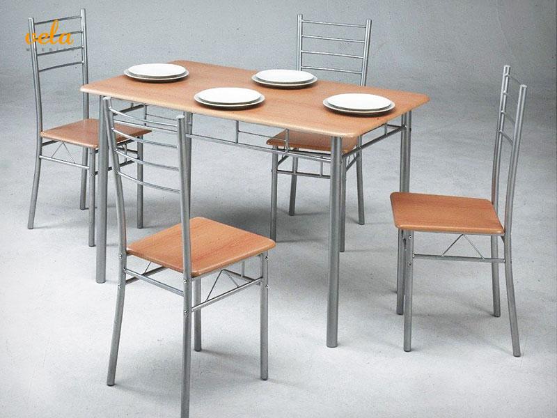 Sillas modernas de cocina mesas y sillas de cocina with - Sillas cocina modernas ...