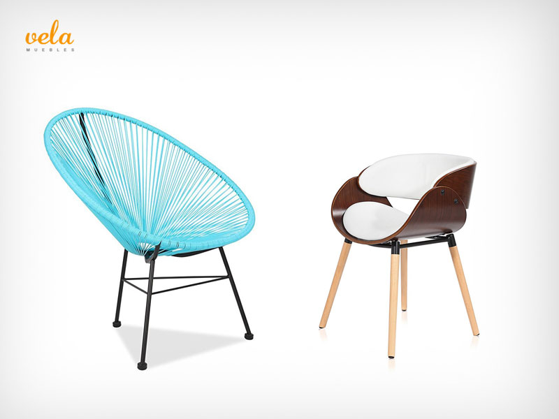 las 144 sillas que puedes comprar m s baratas online On sillas de diseno online