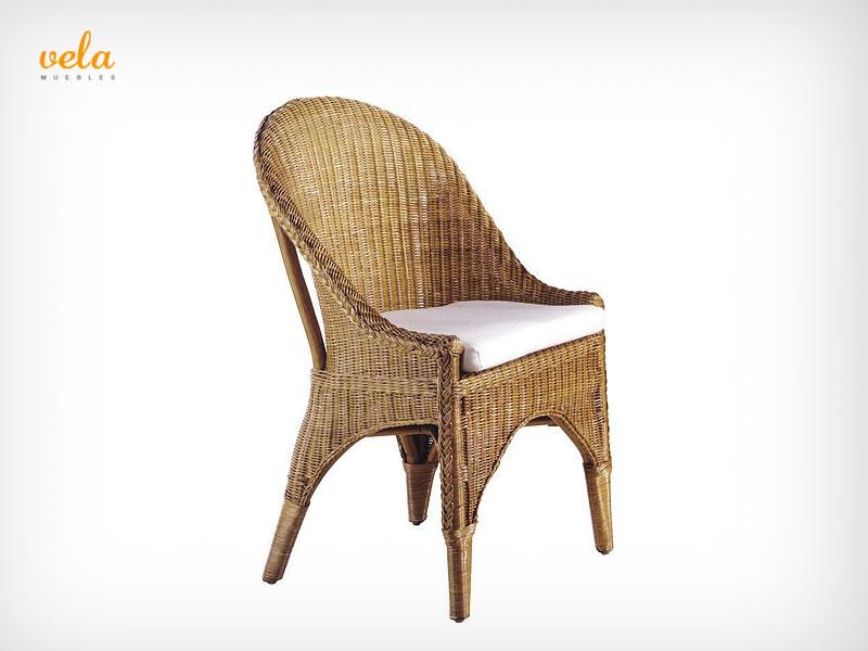 Las 144 sillas que puedes comprar m s baratas online for Sillas de mimbre baratas