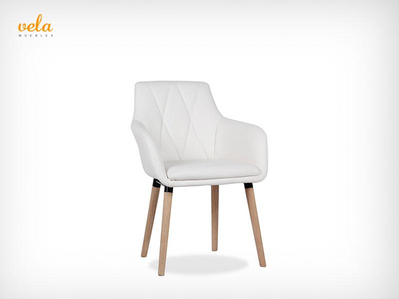 Las 144 sillas que puedes comprar m s baratas online for Sillas tapizadas baratas