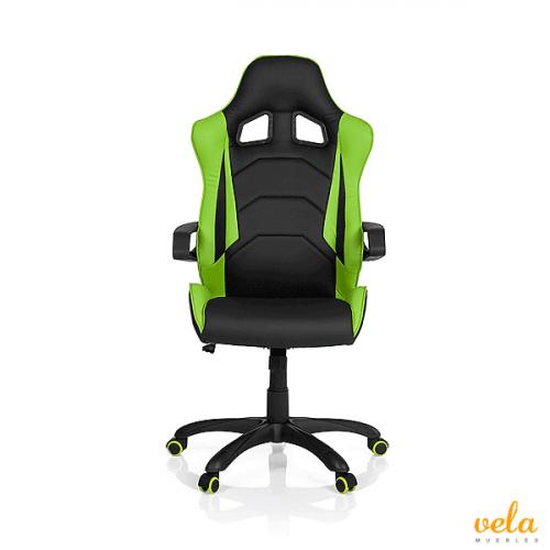 Sillas de oficina online escritorio estudio ergonomica for Sillas gaming baratas