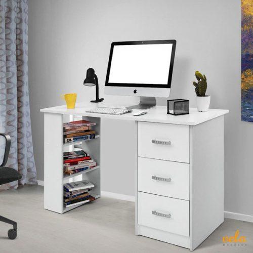 Mesas de escritorio baratas de oficina en l de for Escritorio despacho