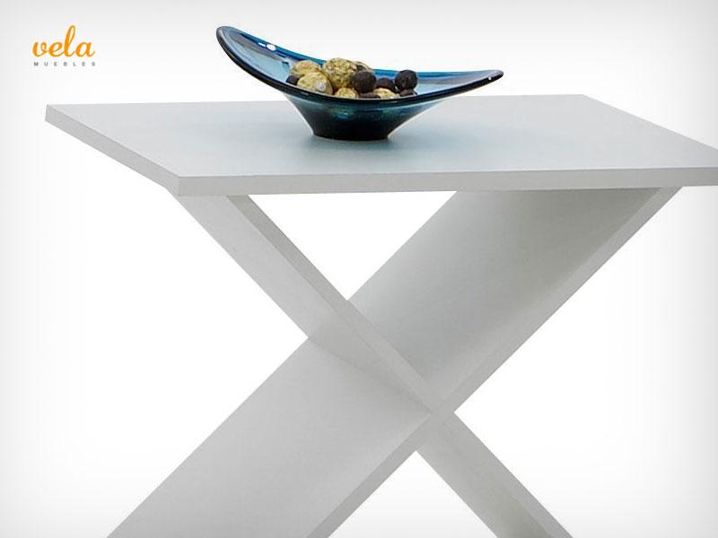 Mesa auxiliar plegable sal n cocina rinconera mesita for Mesa auxiliar de cocina para microondas