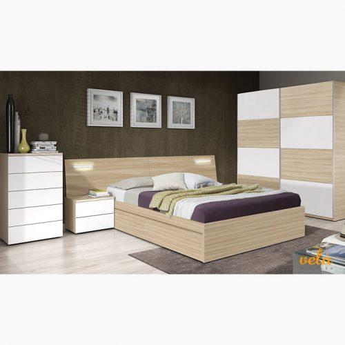 Dormitorios matrimonio modernos baratos completos online for Armarios dormitorio matrimonio baratos