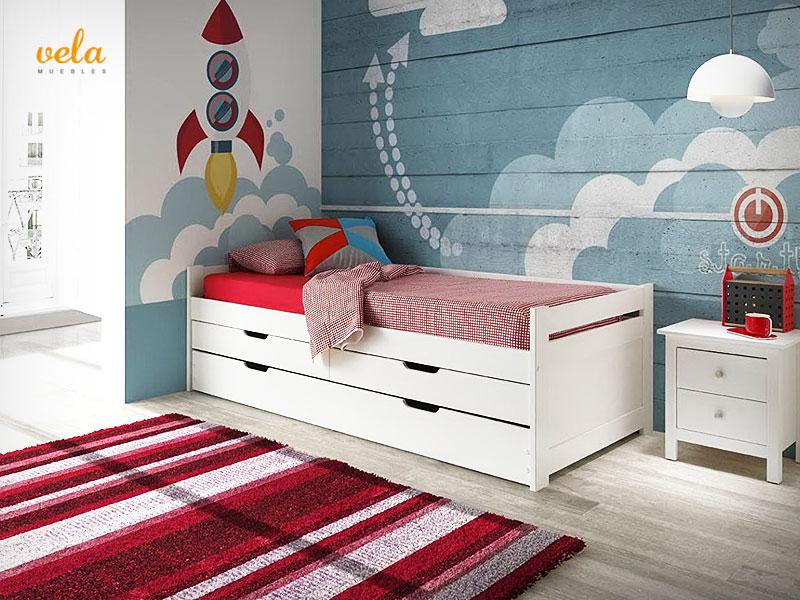 Dormitorios baratos online juveniles matrimonio for Dormitorio nina barato