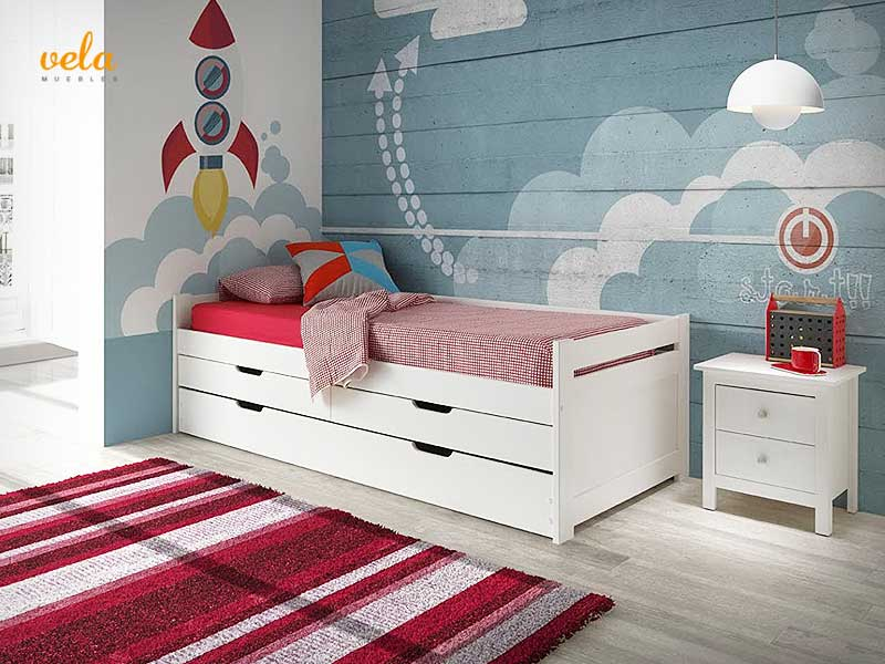 Dormitorios juveniles baratos habitaciones baratas for Habitaciones juveniles completas baratas