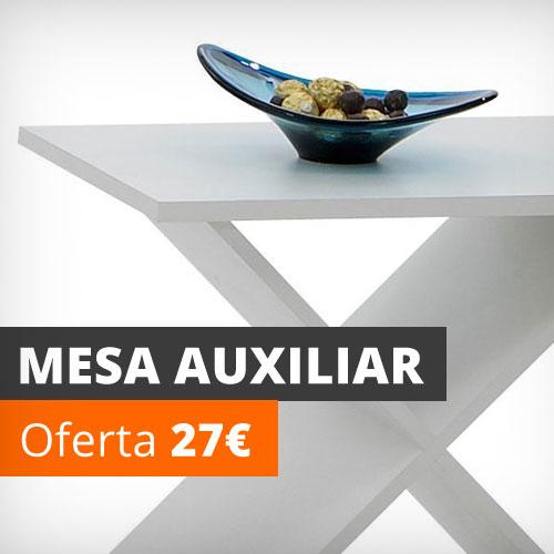 Mesa auxiliar online. Plegable, de diseño, de salón