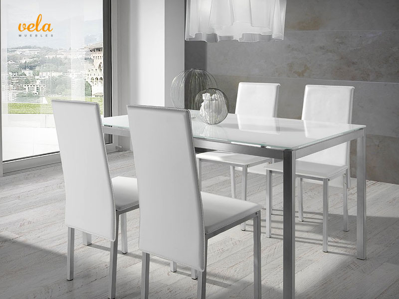 mesas baratas online plegable de comedor de centro