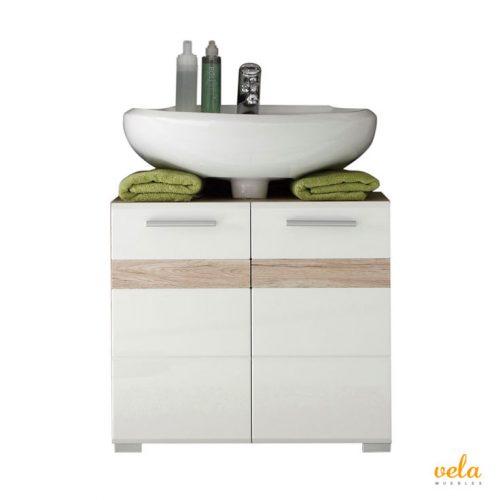 Lavabos con mueble baratos simple premier housewares u for Mueble bano dos lavabos baratos