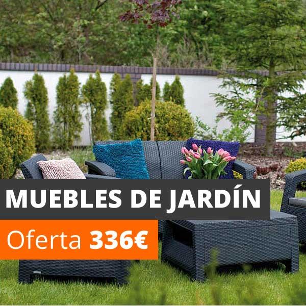 Vela muebles baratos online outlet 1000 muebles low cost for Conjuntos de jardin baratos