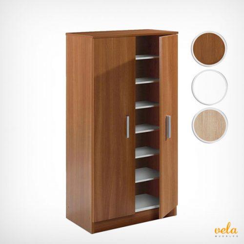 Mueble zapatero baratos online de armario recibidor for Zapatero de armario