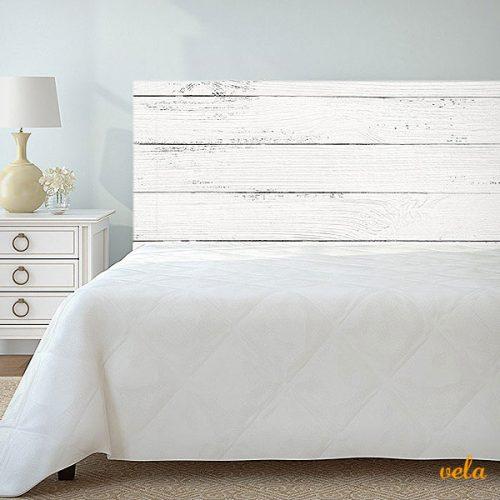 Good Cabecero Cama Vintage Color Blanco