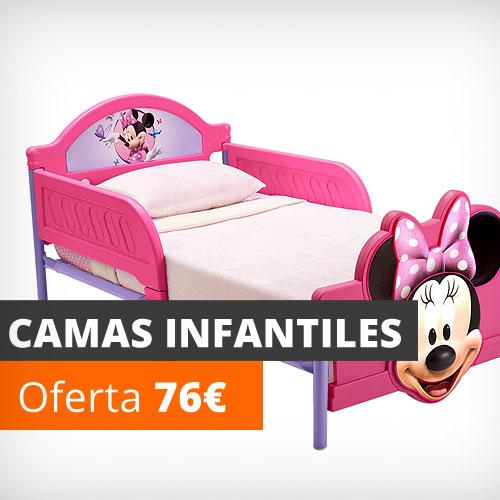 Comprar camas infantiles baratas online