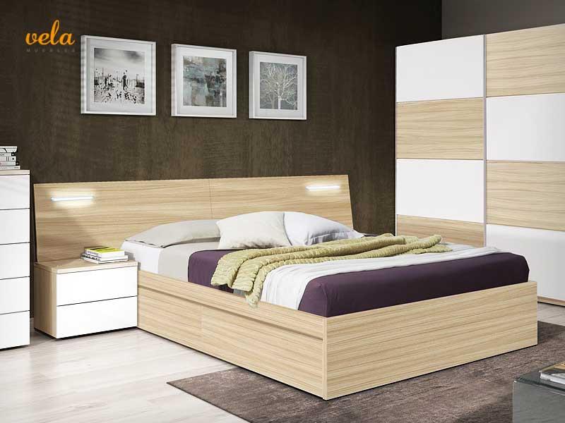 Dormitorios matrimonio baratos modernos r sticos - Dormitorio matrimonio vintage ...