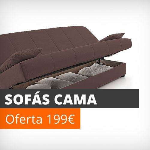 Comprar sofas cama online