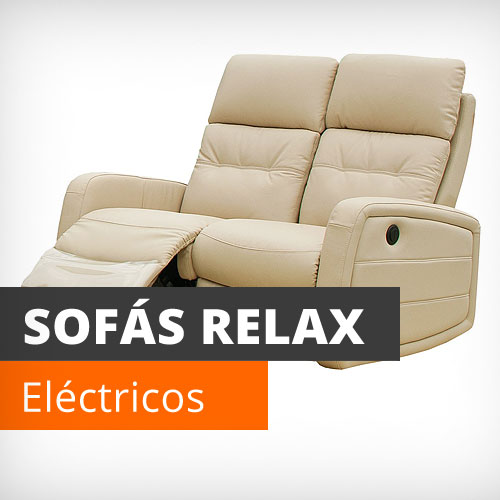 Comprar sofa relax eláctrico motorizado online