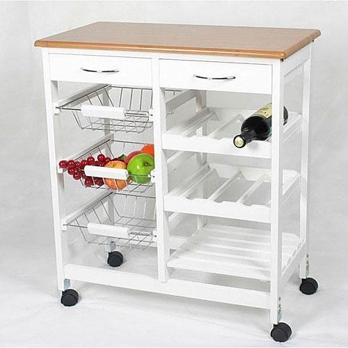 Muebles de cocina baratos online mesas y sillas de for Mueble auxiliar cocina