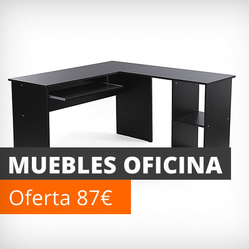 Vela muebles baratos online outlet 1000 muebles low cost for Muebles oficina outlet