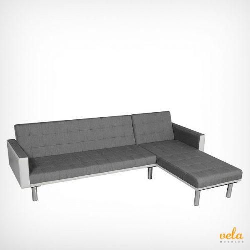 Sof s chaise longue baratos online cheslong cama de for Sofas chaise longue baratos