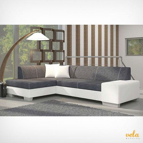 Desmontar Sofa Chaise Longue Sof Chaise Longue Color Blanco Y