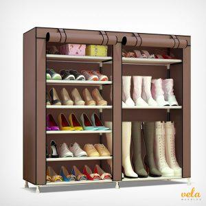 Armario Zapatero de tela para zapatos y botas