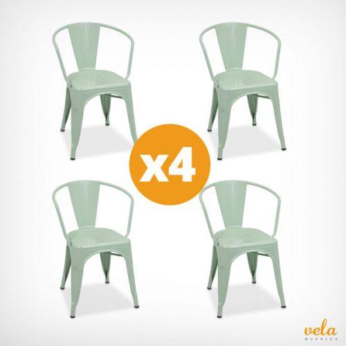 Muebles vintage baratos online sillas c modas mesas for Sillones decorativos baratos