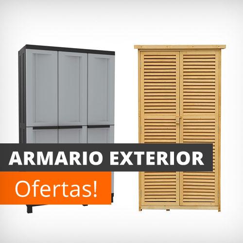 Comprar armario exterior online