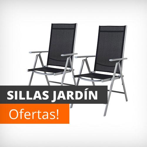 Comprar sillas jardín online