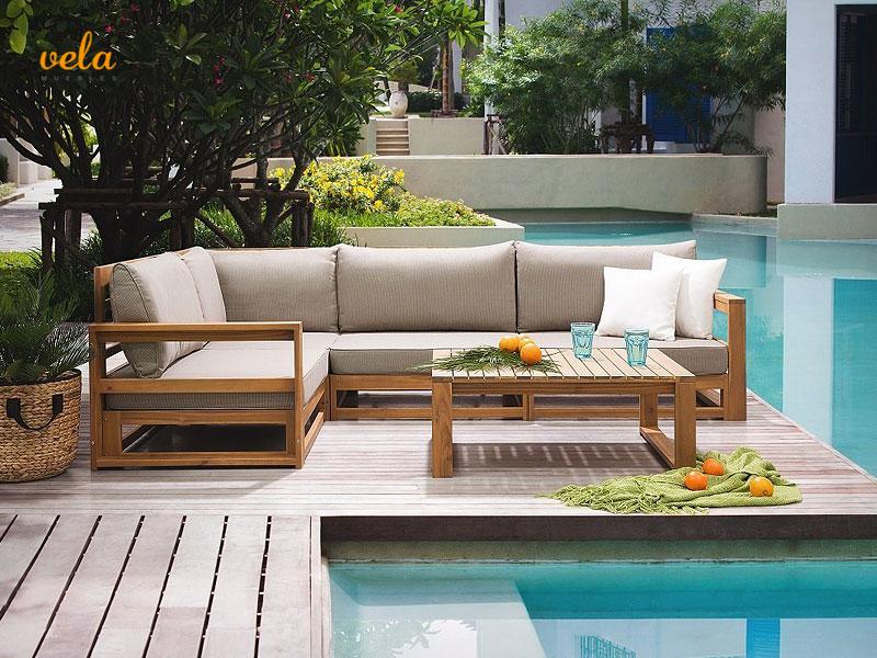 Sof s de jard n y terraza exterior arcon baratos for Sofa jardin