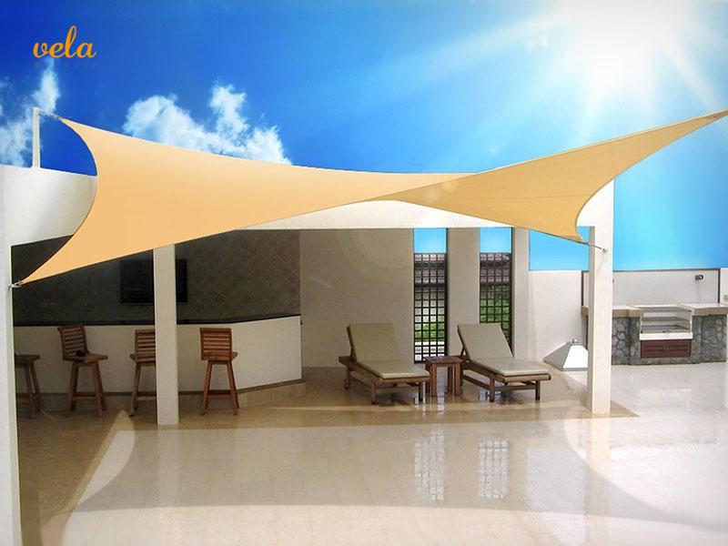 Toldos vela baratos rectangular triangular parasol 2x2 5x4 5x3 3x2 - Toldos de jardin ...