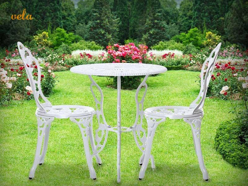 Mesas de jardín online