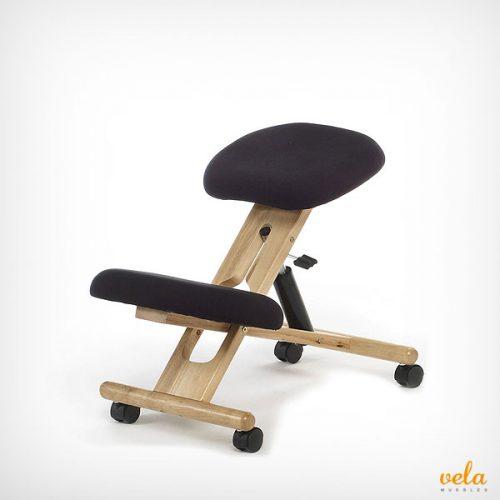silla ergonomica de rodilla elevación a gas