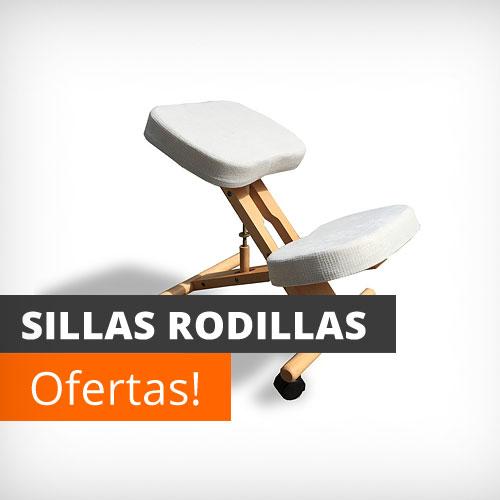 Las 144 sillas que puedes comprar m s baratas online for Silla ergonomica rodillas