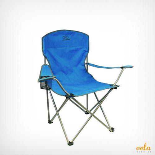 silla plegable camping