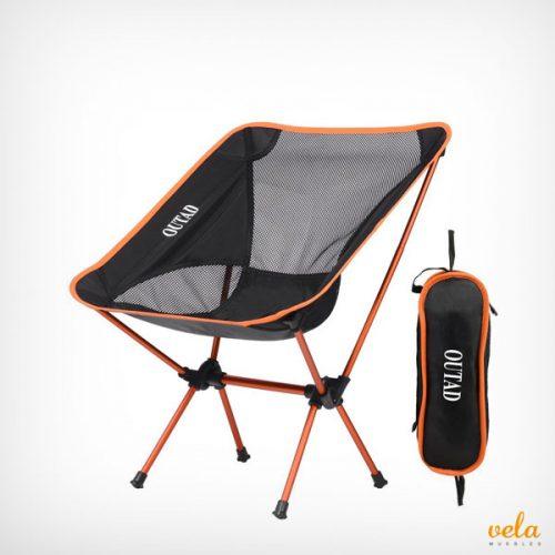 Sillas plegables baratas de playa camping madera for Mesas de camping plegables baratas