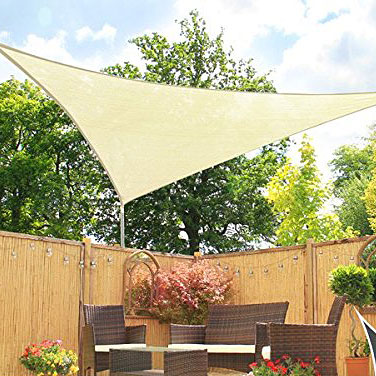Toldos de vela baratos rectangular triangular parasol for Piscina desmontable rectangular 3x2